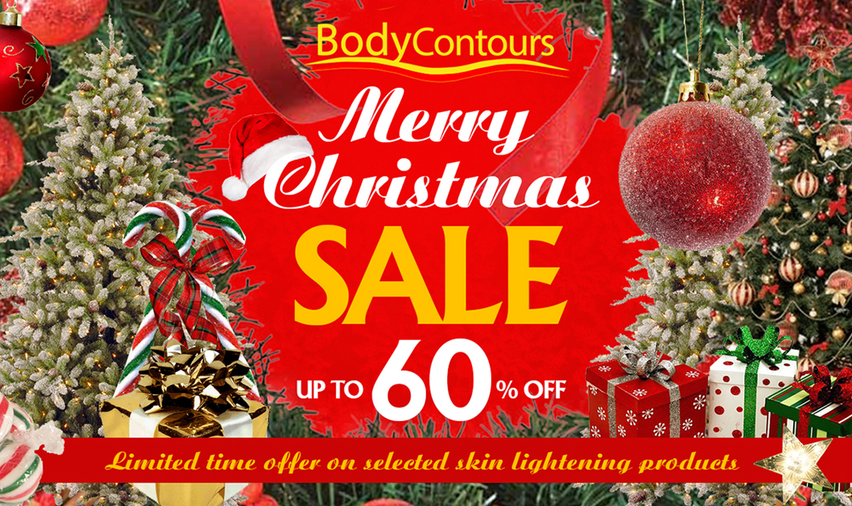 HAPPY HOLIDAYS! SAVE UP TO 60% OFF ON SELECTED BC PRODUCTS
